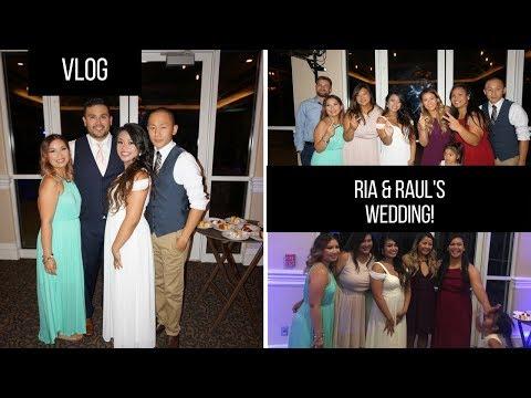 [VLOG] Ria & Raul's Wedding! - August 10, 2017