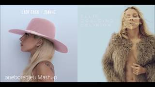 Girl On My Mind Lady Gaga feat. Florence Welch vs. Ellie Goulding Mashup.mp3