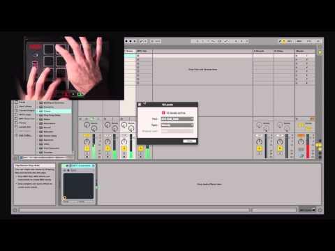 Akai Pro Mpc Element Essentials Mpc One Shot Youtube
