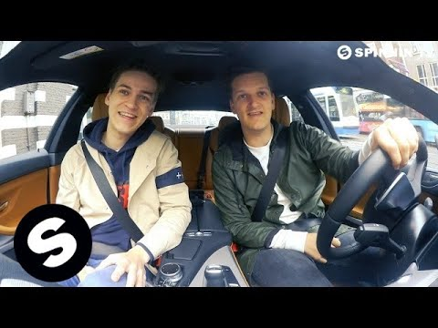 Mr. Belt & Wezol ADE Demo Ride | Hosted by Sixt & Spinnin' Records