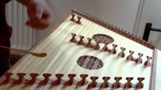 """Ho nel peto"" Arie für Salteriosolo, baroque, Carmen Amrein"