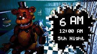 - ЧИТЫ в Five Nights at Freddy s 6 ДОШЕЛ до 5 НОЧИ нет Страшные АНИМАТРОНИКИ детский хоррор ФНАФ