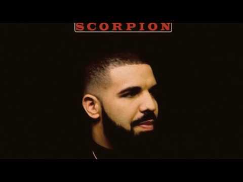Drake Scorpion - Blue Tint