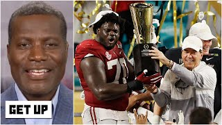 The biggest takeaways from Alabama's win over Ohio State in the CFB title game | Get Up