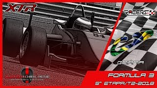 RacersAV Formula 3 @ Goiânia - 5ª Etapa T2/2018