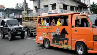 Dancing Traffic Enforcers of Talisay City, Negros Occidental