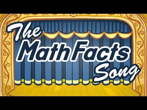 Meet the Math Facts  Addition Song