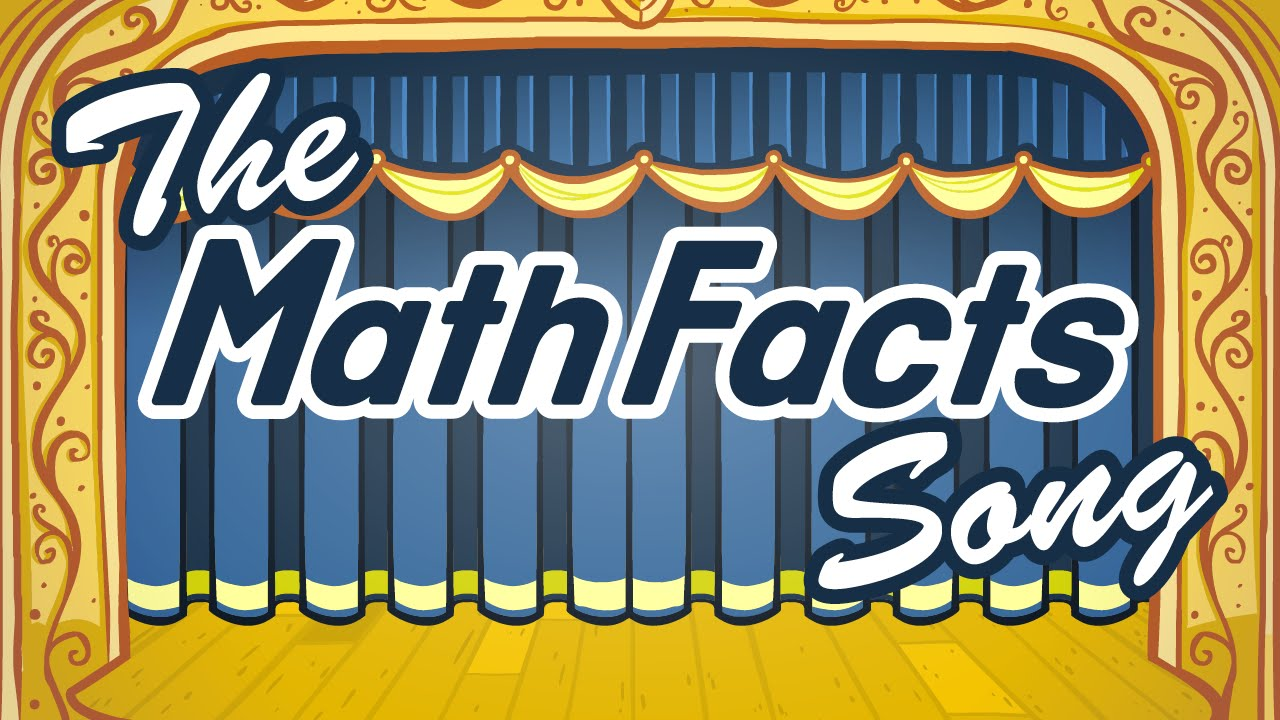 Meet the Math Facts - Addition Song - YouTube