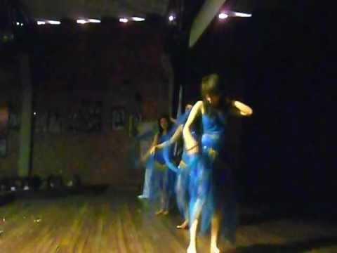 Los Alpes tiene talento. Danza Árabe 2012