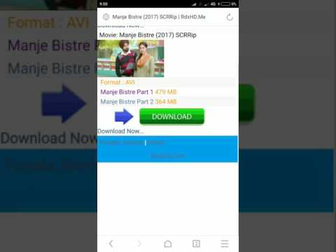 Two Ways To Download A Movie On Android Phone