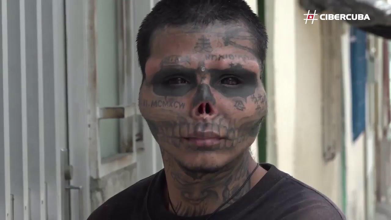 Un Colombiano Se Corta Nariz Y Orejas Para Parecerse A La Muerte