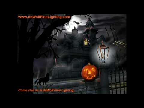 free halloween screen saver animated scary fun youtube