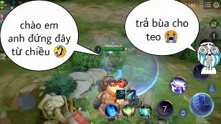 Troll Game _ Triệu Vân Ăn Mạng Xong Cà Khịa Team Địch Và Cái Kết | Yo Game