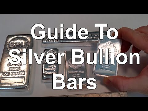 The Smart Silver Stacker's Guide To Investing In Silver Bars