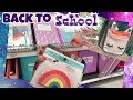 Target Back To School Supplies Shopping 2018
