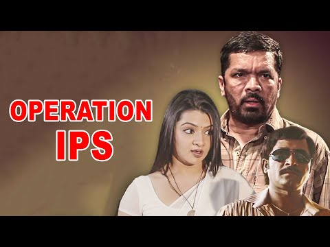 OPERATION IPS | MOVIE 2018 - New Release South Indian Movie in Hindi Dubbed Full Action Movie || PV