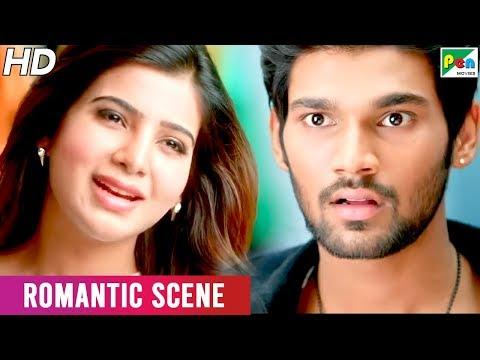 Bellamkonda - Love Test - Romantic Scene | Mahaabali (Alludu Seenu) New Hindi Dubbed Movie