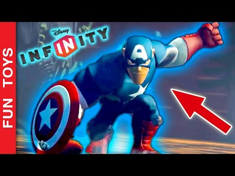 Capitão América, finalmente chegou a vez dele! Gameplay fases dos Vingadores do jogo Disney Infinity: NOVO SUPER VEÍCULO IRADO!!!!!!!!!! Vocês pediram e nós atendemos é a vez do Capitão América! Jogamos algums fases dos Vingadores do Disney Infinity com o Capitão e usamos o seu super escudo.  Além disso conseguimos um SUPER VEÍCULO SURPRESA!!!!  Você quer ver os outros Vingadores em ação? Comente ai em baixo se você quer ver o Thor, Gavião Arqueiro, Viuva Negra? Quem mais?  Se quiser ver a série desde o início, veja nesta playlist: http://bit.ly/DisneyInfinityFT  Compre Bonecos da Marvel do Disney Infinity aqui: http://amzn.to/2j0Uzj2  Não se esqueça de dar um JOINHA no vídeo, MOSTRAR este vídeo para seus amigos e parentes e de se INSCREVER no canal clicando neste link: http://bit.ly/FunToysVideos  ✦Inscreva-se: http://bit.ly/FunToysVideos ✦Twitter: https://twitter.com/FunToysBrinque ✦Google+: https://goo.gl/QVmgp0 ✦Instagram: https://instagram.com/fun_toys_brinquedos/ ✦Blog: http://festadeideias.com.br/Fun_Toys_Brinquedos/ ✦Facebook: http://bit.ly/FunToysFacebook   ✦VEJA ABAIXO outros vídeos legais: - Todos os Gameplays: https://www.youtube.com/watch?v=4DElElgNGB4&list=PL2edokDcUWHIZRjdi8d-Gj3NaBM8UWN8r  - Todos as Construções de Lego com Minecraft: https://www.youtube.com/playlist?list=PL2edokDcUWHLtdIVszqrE2C9BI1AmTrW9  - Todos de fazer com lápis papel e alguns com lego: https://www.youtube.com/playlist?list=PL2edokDcUWHLy2CKSSjocDGgMD5Y8lAXL  - Todos com Estorinhas com brinquedos: https://www.youtube.com/playlist?list=PL2edokDcUWHJqv9GlD0UFfNiqVfwFysv0  - Meus vídeos Favoritos: https://www.youtube.com/playlist?list=PL2edokDcUWHJkaMtTyWXEODq8703ra-Lu  - Todos os nossos vídeos de Star Wars: https://www.youtube.com/playlist?list=PL2edokDcUWHIbLmvKreS8ToGqLdvYgA8I  - Aqui você pode ver TODOS os vídeos: http://bit.ly/FunToysVideos  - Faça sua PRÓPRIA Pokebola com Lego ou no MINECRAFT - Pokemon Go: https://www.youtube.com/watch?v=xmVxWsR_iCA&index=3&list=PL2edokDcUWHL