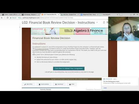 Financial Book Review