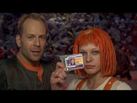 Official Trailer: The Fifth Element (1997)