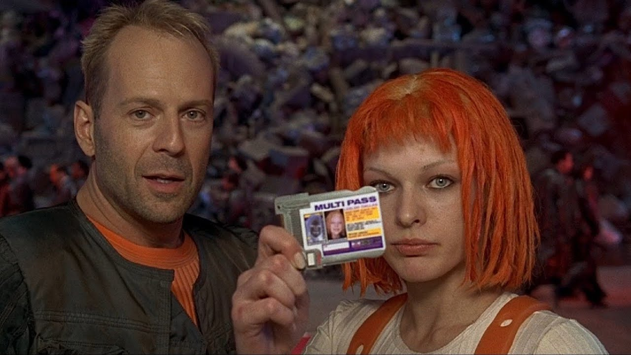 Official Trailer The Fifth Element 1997 Youtube