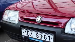 Expert Martin Vaculík - Test Škoda Favorit - AAA Auto Mototechna