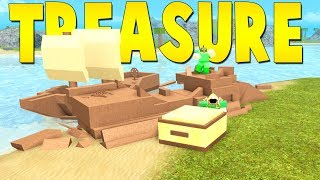 NEW Treasure Chest! Booga Booga | Roblox