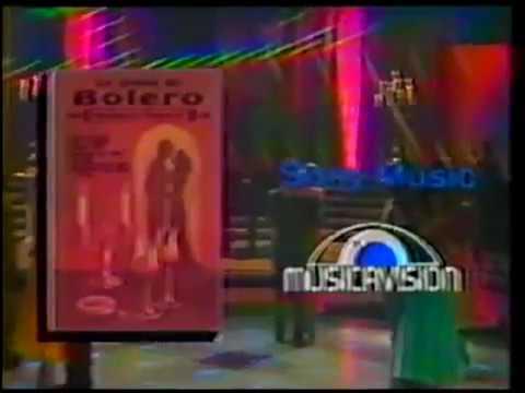 Comercial Disco Los Grandes Del Bolero De Sony Music Musicavision Chile 1991