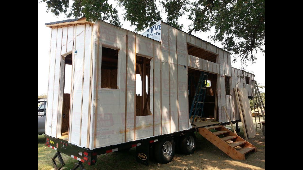 tiny house vlog 1 so i build tiny houses now youtube. Black Bedroom Furniture Sets. Home Design Ideas