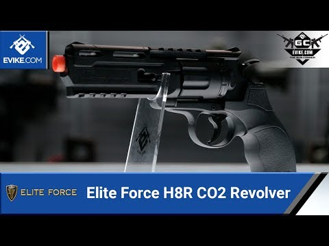 Elite Force H8R CO2 Revolver - The Gun Corner - Airsoft Evike.com