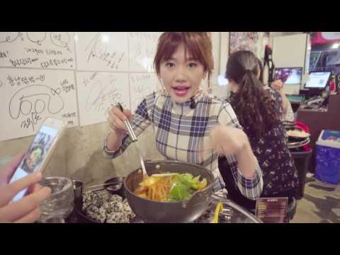 Hari Won - Siêu Ham Ăn - Quán Chân Gà - 훈남닭발 (Hunnam dakppal) (Korean/English/Vietnamese Subtitles)