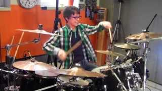 Just give me a reason - Pink - Drum Cover - David Joosten