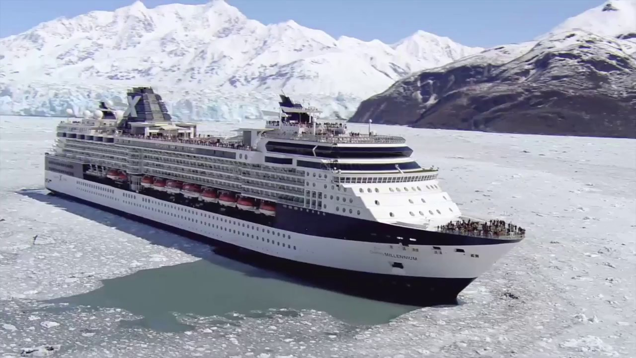 Hubbard Glacier - Celebrity Infinity Review - Cruise Critic