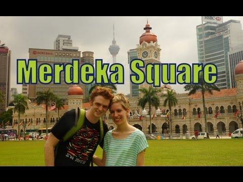 Visiting Dataran Merdeka Square in Kuala Lumpur, Malaysia | Travel & attractions in KL