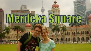 Visiting Dataran Merdeka Square in Kuala Lumpur, Malaysia | Travel & attractions in KL
