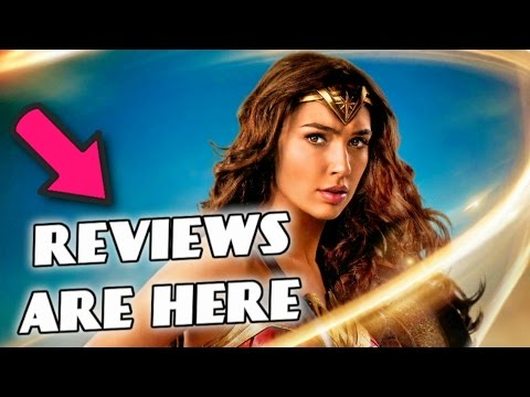 Wonder Women - Reviews Are Here Of Screening On Twitter - And All Are Positive