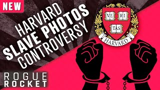 Why Harvard Is Being Sued Over This 169-Year-Old Slave Photo…