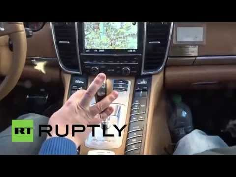 Germany: Uber who? Cab in style in this luxurious Porsche Panamera TAXI Mp3