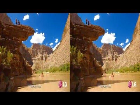 Grand Canyon Adventure 3D SBS HD 1080