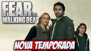 Começou a Segunda Temporada de Fear The Walking Dead, FOI BOM?