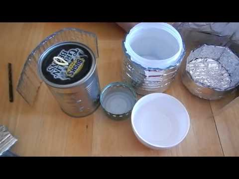 Backpacking DIY Cook kit