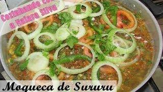 Cozinhando com a Nai - Moqueca de Sururu (Com participação da minha mãe)