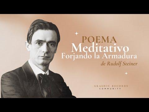FORJANDO LA ARMADURA RUDOLF STEINER - YouTube