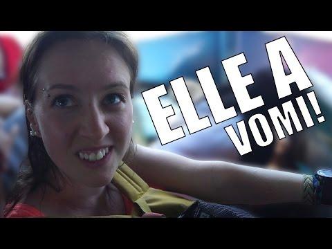 ELLE A VOMI! (San Juan Del Sur, Nicaragua) | Alex & MJ - On the GO