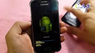 видео Как разблокировать Samsung Galaxy mini