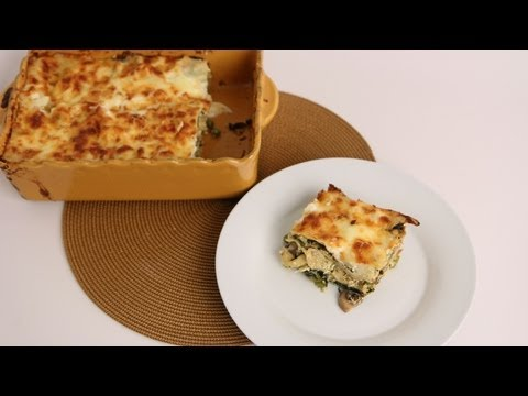 Vegetable Lasagna Recipe - Laura Vitale - Laura in the Kitchen Episode 558