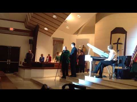 Father Gerry - Irish Blessing - Incarnation Church - Cahal Dunne Concert