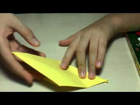 Origami Scaled Fish Tutorial