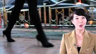 웻패드 홍보 영상 (젖은노면, 빗길 미끄럼 방지 패드)