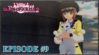 Tales Of Xillia 2 - The Cat Catching Reporter, Ivar Meets Mallet - Episode 9